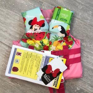 Children's Minnie Mouse Life Vest